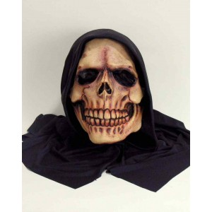 Angel of Death Mask & Hood